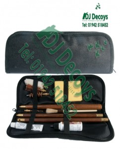 Pouch shotgun cleaning kit ( 12 gauge )