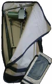 Pigeon magnet rotary bag