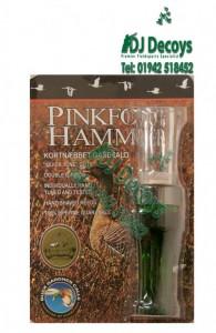 Pinkfoot hammer goose call