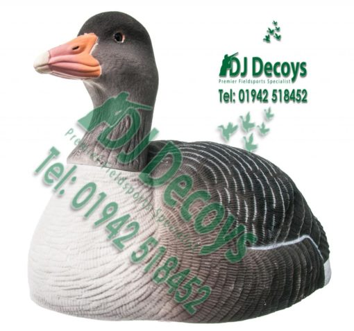 Supreme flocked greylag shell decoys