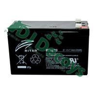 12 volt 7 amp hr battery