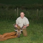 1st red stag