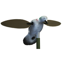 Mojo Spinning Wings Wood Pigeon Decoy