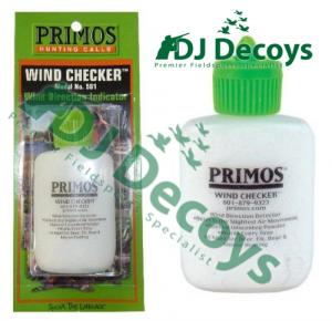 Primos Wind Checker