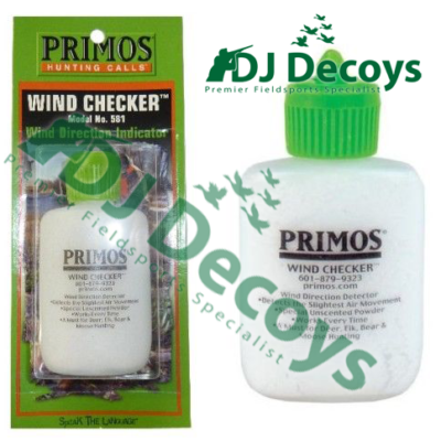 Primos Wind Checker