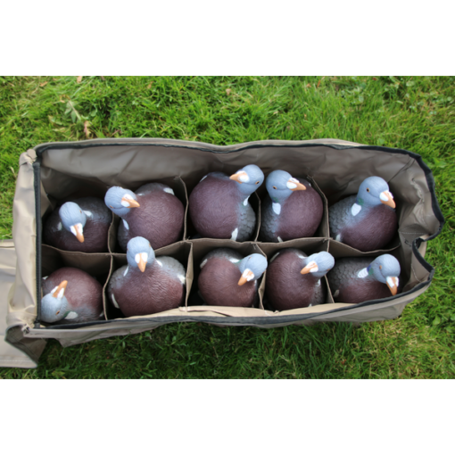 enforcer decoys bag top-open-view