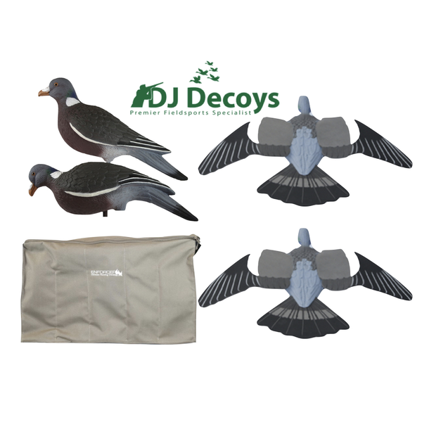 Enforcer Decoys Pro Pack