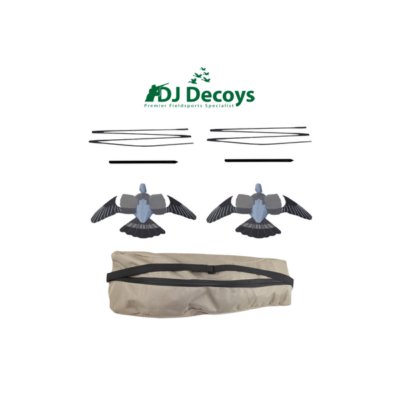 Enforcer Flying Decoys & Bag