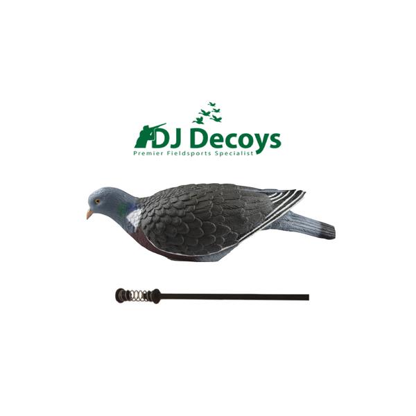Enforcer Pro Series Pigeon Shell Decoys Pk12