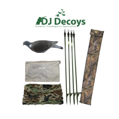 DJ Decoys Pigeon Shooters Kit No.5