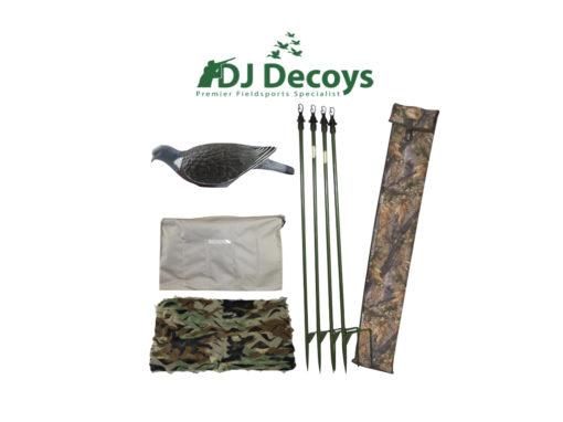 DJ Decoys Pigeon Shooters Kit No.5