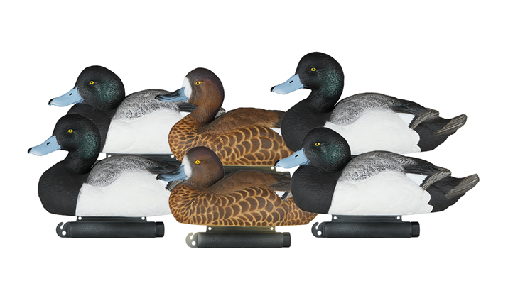 Dakota Decoy NEW X -Treme Bluebill Decoys